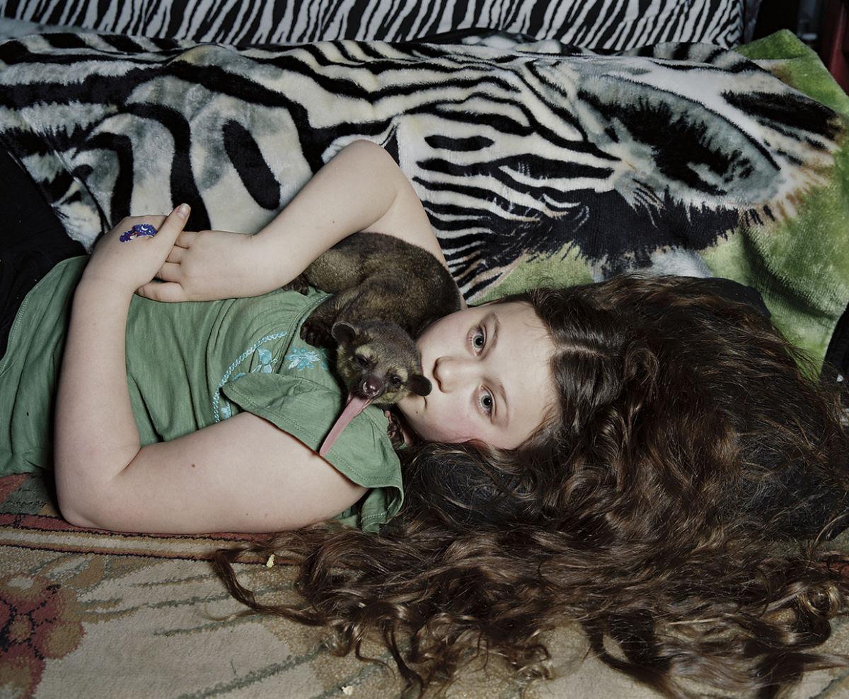 O Mundo de Amelia - A menina que cresceu com os animais e os considera seus irmãos 24