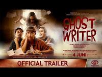 "Tegang,Seru,Sedih Tapi Kocak ""Ghost Writer""  Film Komedi Horor 2019"