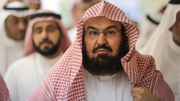 An wulakanta Sheikh Sudais a Geneva