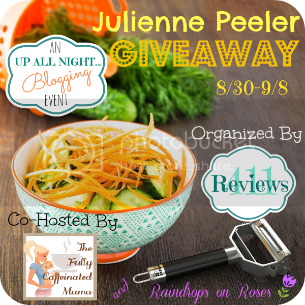 Julienne Peeler Giveaway Event (9/8)