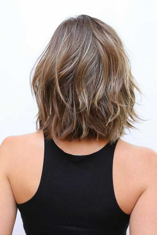 Long Bob Haircuts Back View Bob Hairstyles 2015 Short Hairstyles