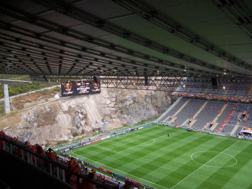 Estádio Municipal de Braga » picture » Braga Municipal