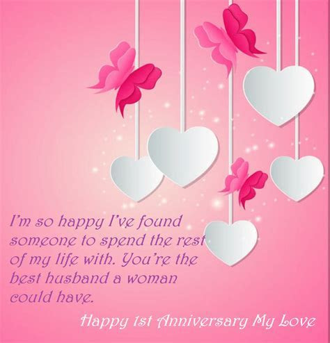 First Marriage Anniversary Wishes Messages   Best Wishes