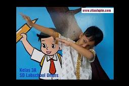 Cita-Cita Anak-Anak SD Labschool Unnes [Kelas 3A 2018/2019]