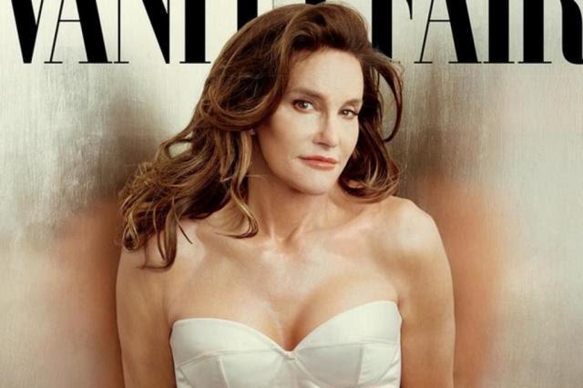 Transformação de Caitlyn Jenner vira tema de programa nos EUA Vanity Fair/Reprodução
