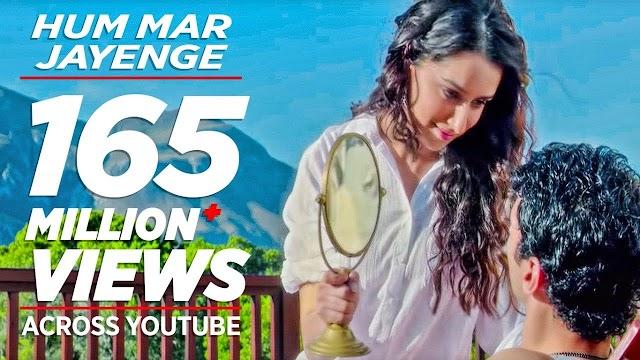 Hum Mar Jayenge Lyrics in Hindi - Aashiqui 2