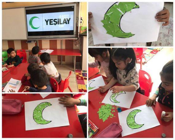 Yeşilay Haftası Etkinliği Eğitim Bilişim Ağı