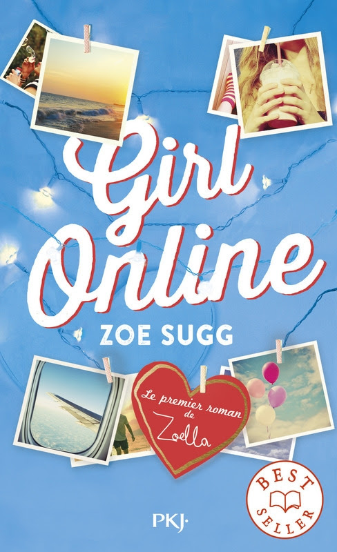 Couverture Girl Online, tome 1