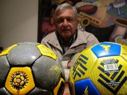 Los balones de Guerrero y China
