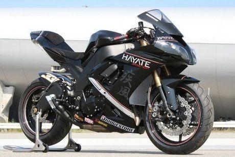 My Motorcycles News: AD Koncept creates Honda CB1000R Playboy