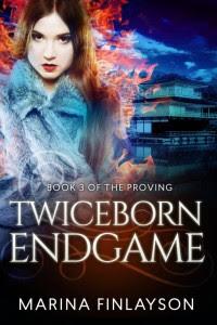 Twiceborn Endgame by Marina Finlayson