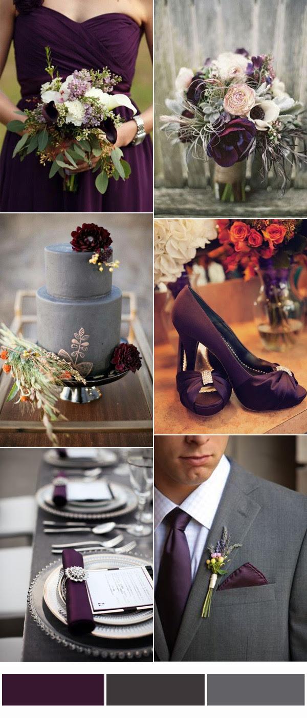 Wedding Color Ideas Stylish Wedd Blog