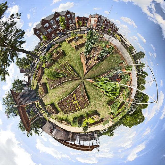 Planet -  Jones Valley Urban Farm