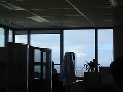 view (right) from my desk