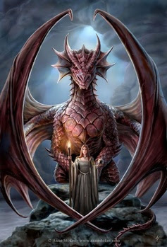 Red Guardian Dragon
