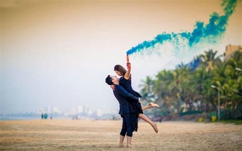10 Beautiful Pre Wedding Photoshoot Locations In Mumbai
