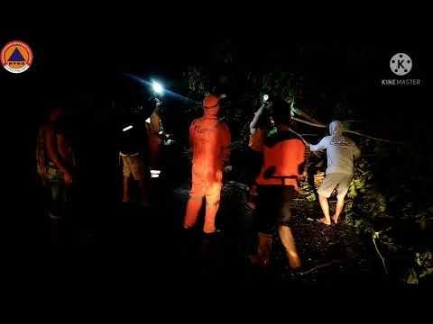 Dinas BPBD Kota Palopo, Evakusai/Pembersihan Pohon Tumbang Akibat Angin Kencang