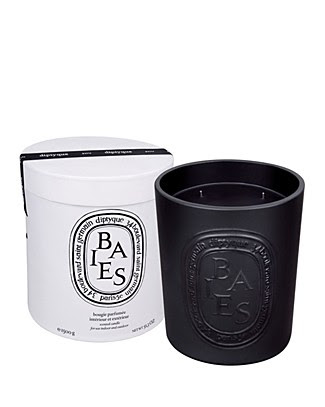 Diptyque Black Baies Large Scented Candle | Bloomingdale's