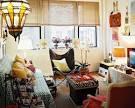 Bohemian Vintage Living Room Photo - Lonny