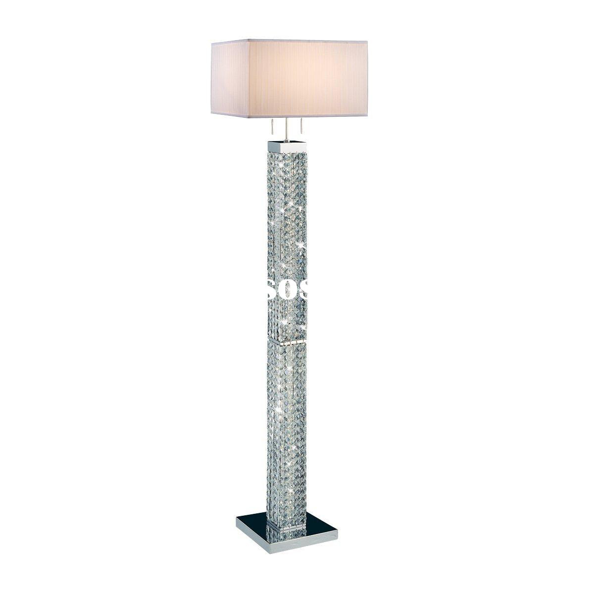 floor lamp crystal shade, floor lamp crystal shade Manufacturers ...