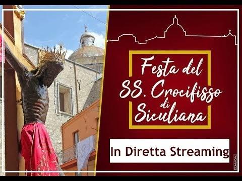 3 Maggio WebTv - La Festa del SS. Crocifisso di Siculiana in Diretta Streaming
