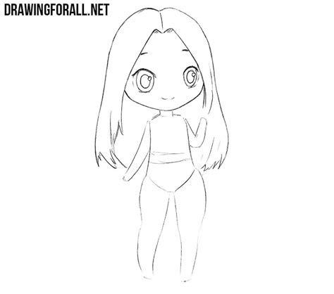 draw  chibi girl drawingforallnet