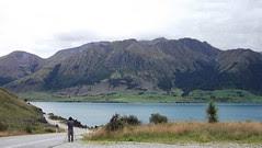 Lake Hawea, South Island, New Zealand