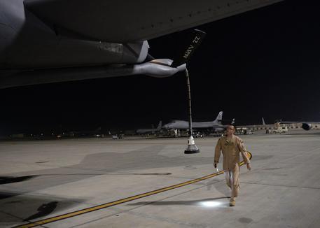 NUOVI RAID USA IN SIRIA. ERDOGAN EVOCA L'OPERAZIONE DI TERRA (foto: EPA)