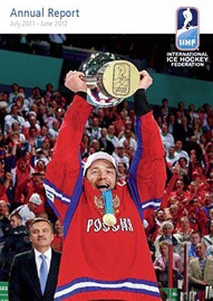 IIHF Annual Report, IIHF Annual Report