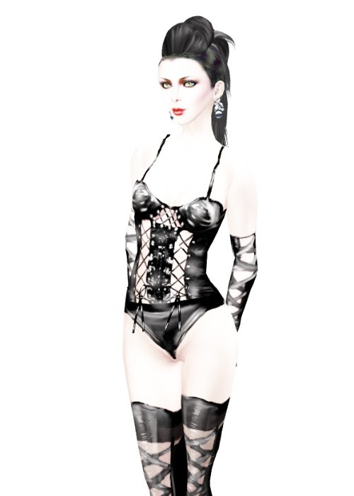 Free Laced Lingerie Set