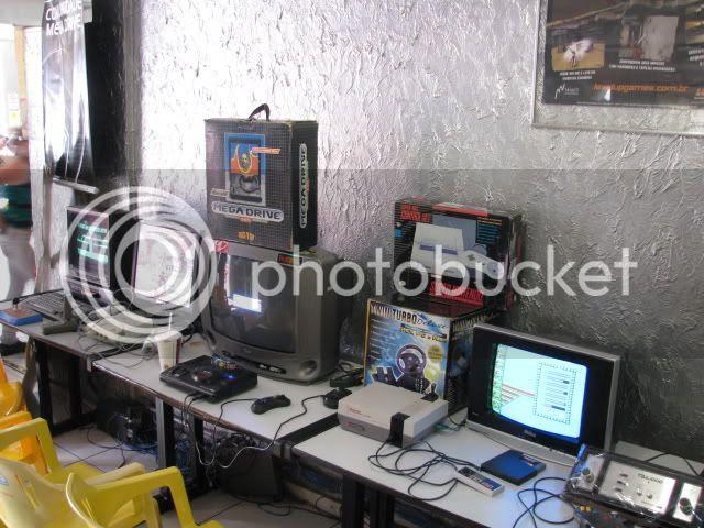 Encontro da Comunidade do Mega Drive