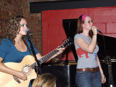 Ingrid Michaelson @ Rockwood Music Hall, September 25, 2007