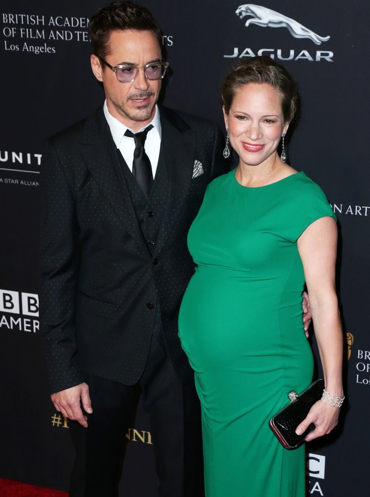 Robert Downey Jr., Susan Levin