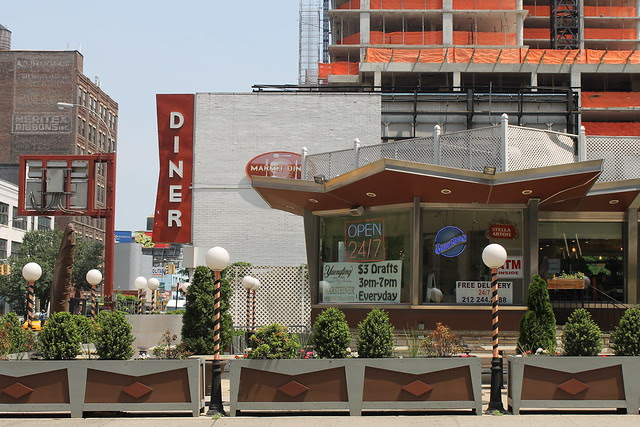 Market Diner, Hell's Kitchen