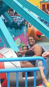 Family Day at Sesame Place
