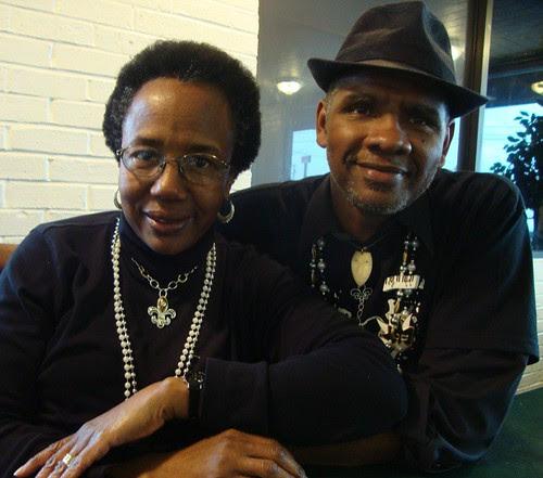 Tarama & Jerry Davenport, Shreveport by trudeau