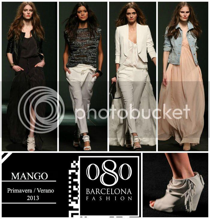Mango 080 Desfile