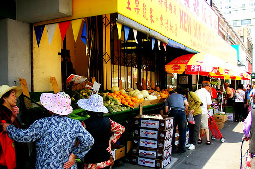 Chinatown Market by Old Jingleballicks