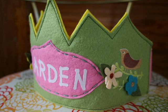 """""""ARDEN"""" Spring Crown"""