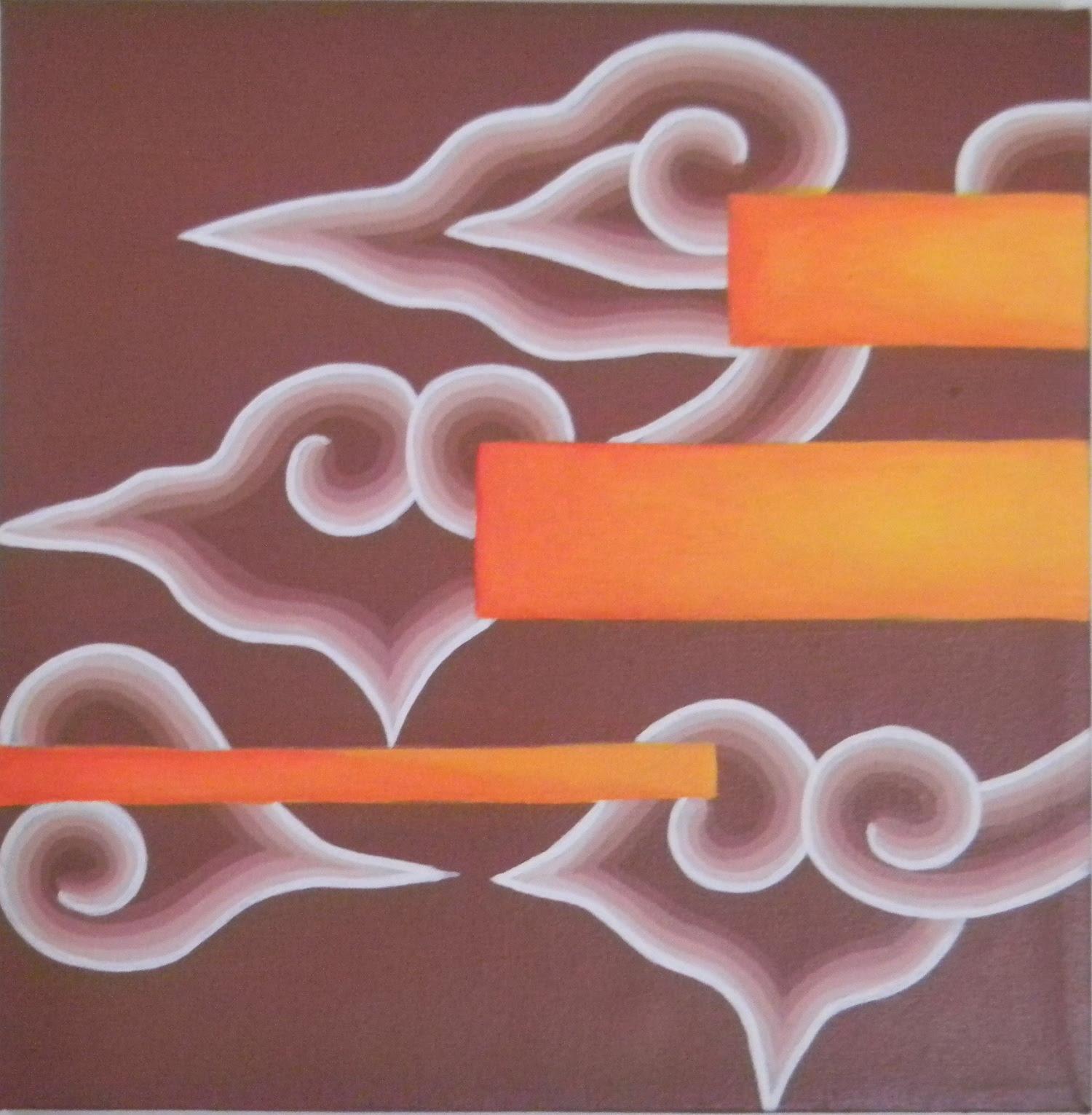 Daftar Gambar Mewarnai Batik Mega Mendung Png Gambarcoloring Website