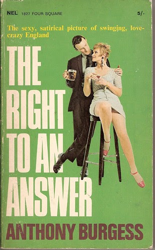 The Right to an Answer - NEL book cover