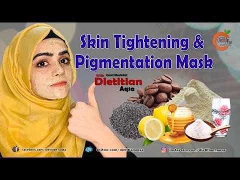 Whitehead Removal- Skin Tightening Mask - Face Pigmentation Skin Remedies whitening
