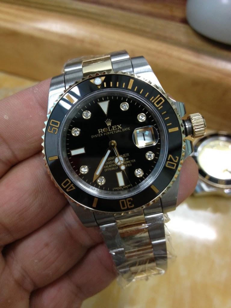 Rolex Submariner 116613 LN Replica 3