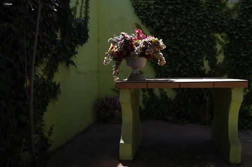 Cementerio Bajos de Mena, Puente Alto, Santiago de Chile. by Alejandro Bonilla