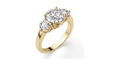 Diamond Nexus Simply Irresistible Round Cut Engagement