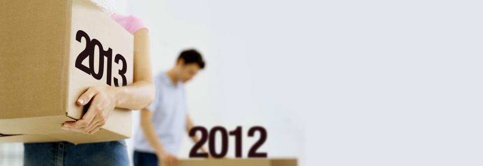 O que esperar do mercado imobiliário em 2013?