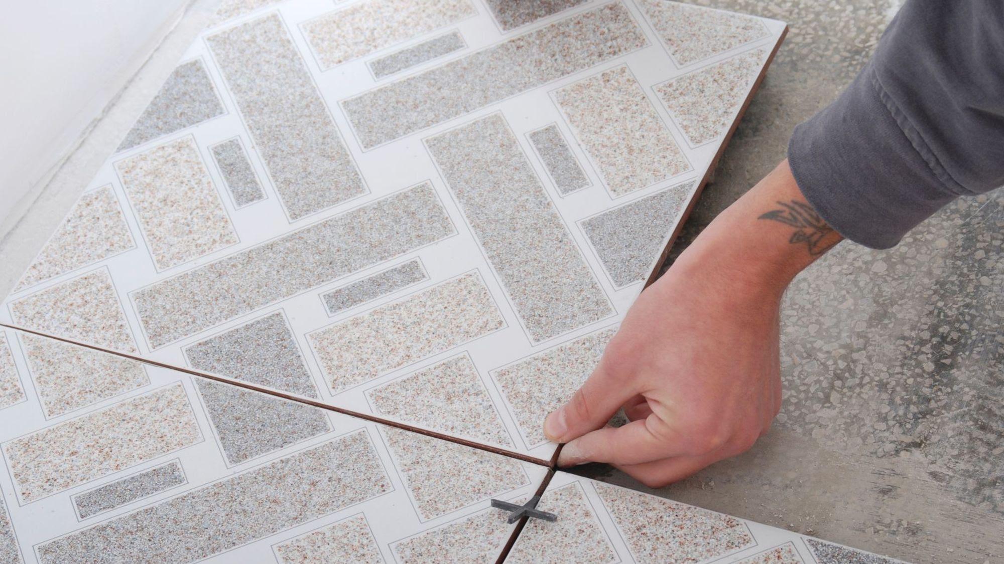 Enlever du carrelage au sol - Enlever tache de rouille sur carrelage ...