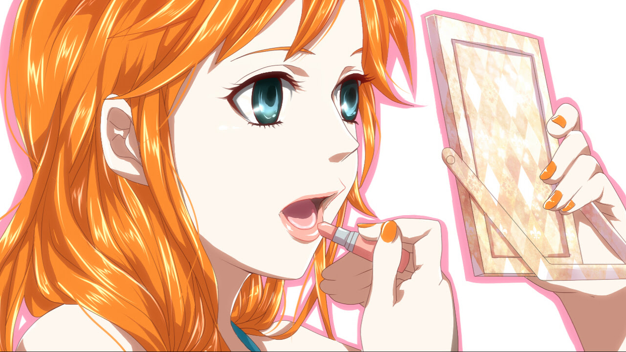One Piece Images Nami W Hd Wallpaper And Background Photos