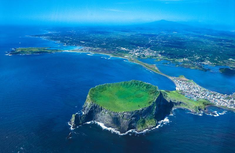 Jeju Volcano