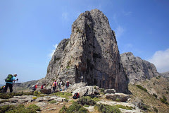 Long Group Hikes Ikaria May 2012 1